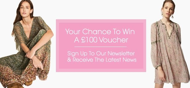 Your Chance To Win A £100 Voucher