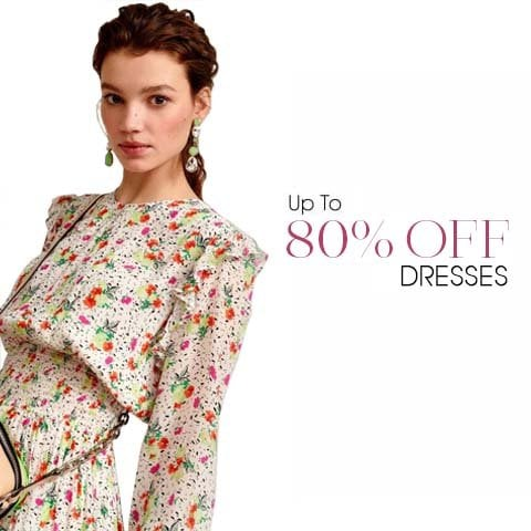 Dresses Sale up to 80% off