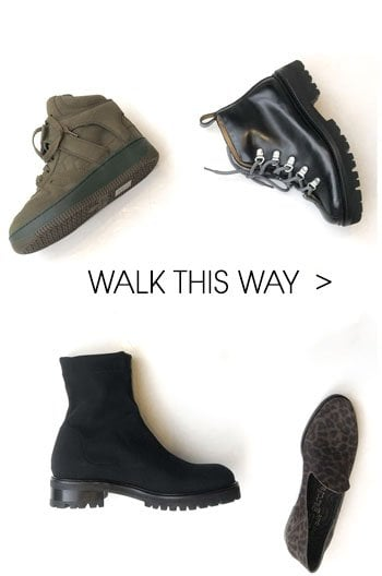 Walk This Way Shoes