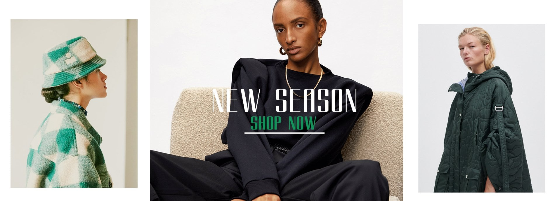 AW21 New Arrivals Launch
