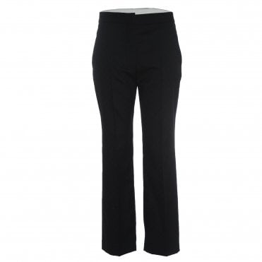 Monogram Crop Trouser