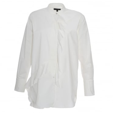 Mora Frilled Shirt