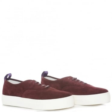 Mother Suede Trainer