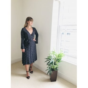 Nicky Wrap Dress