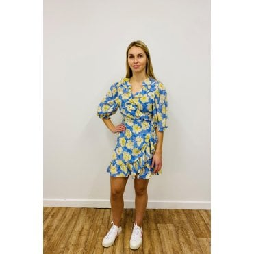 Nina Bloom Mini Dress