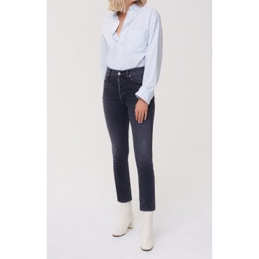 Olivia High Rise Slim - Radiant