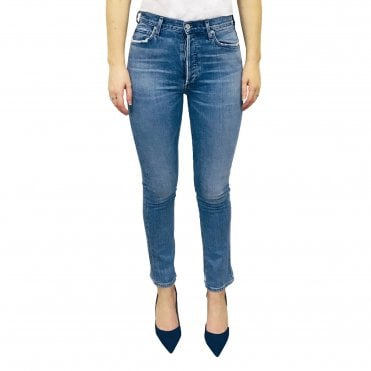 Olivia Long High Rise Slim - So Long