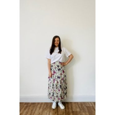 Orfeo Floral Fuffle Skirt