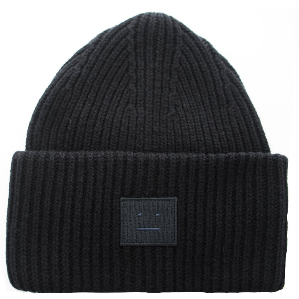 Acne Studios Pansyn Ribbed Beanie Hat 13471901f894
