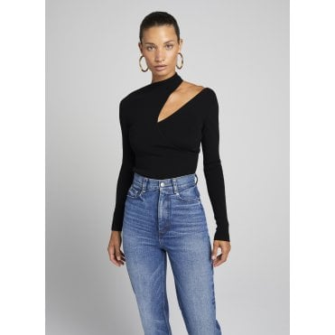 Paquin Cut Out Top