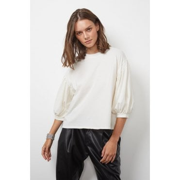 Prudy Blousen Sleeve Top