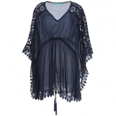 Roby Lace Kaftan