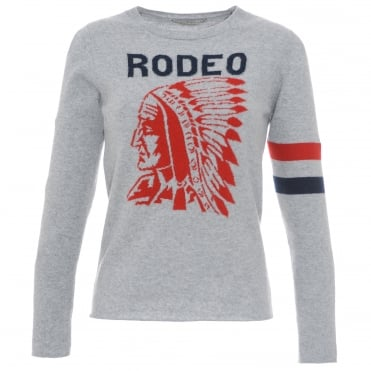 Rodeo Grey Sweater