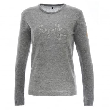 Royalty Grey Sweater