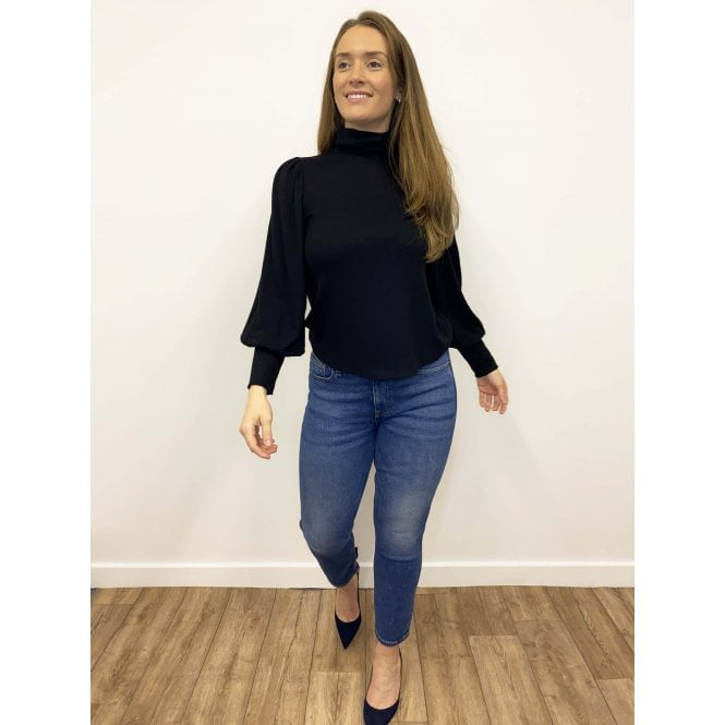 Rue Soft Roll Neck Top