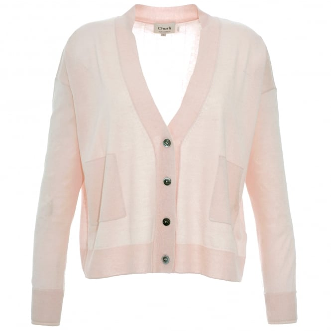 Salla Crop Cardigan