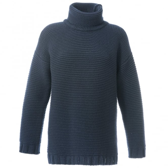 Sasha High Neck Sweater