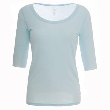 Marc Cain Collections Scoop Neck T-Shirt