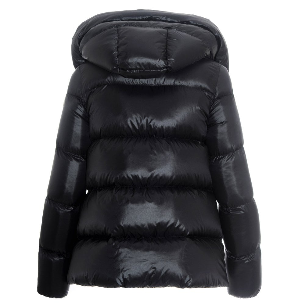 0640f34ce Moncler Serin Black Hooded Jackets