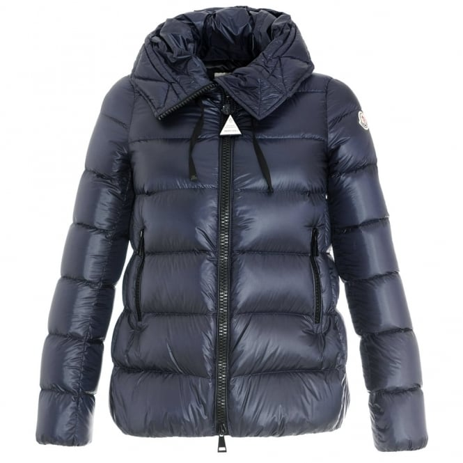 26c28b4a0 Moncler Serinde Navy Quilted Jackets