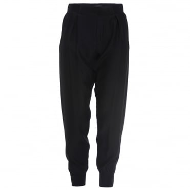 Silk Jog Pants
