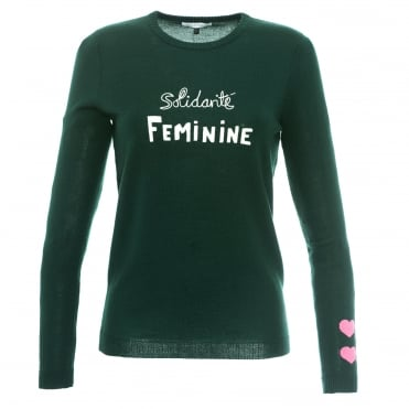 Solidarite Feminine Sweater