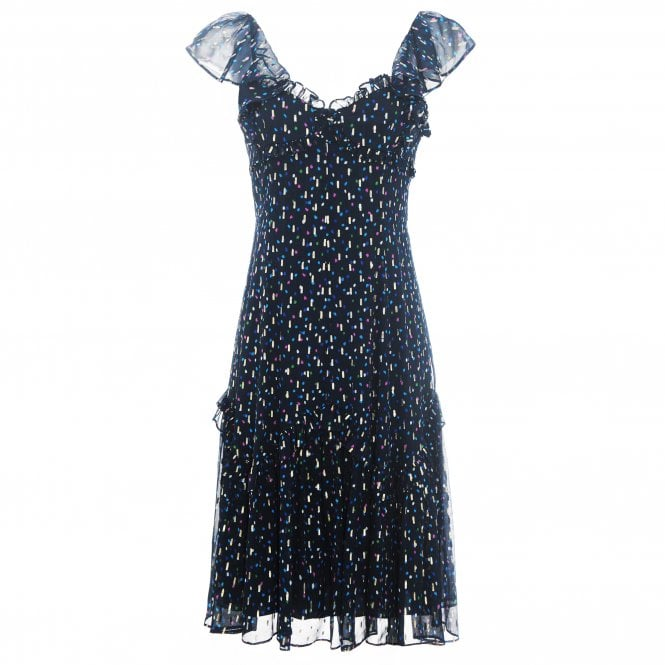 Speckled Dot Dress