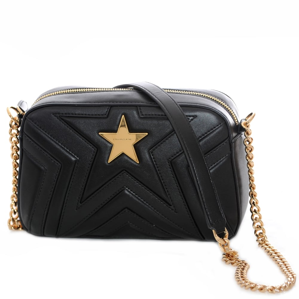 Stella McCartney Star Faux Leather Cross body bags 5e4756f3b3948