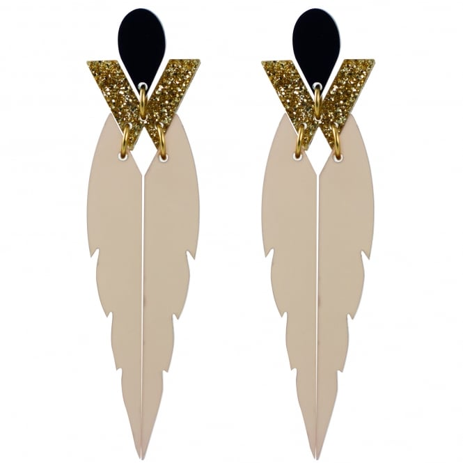 The King Drop Earrings