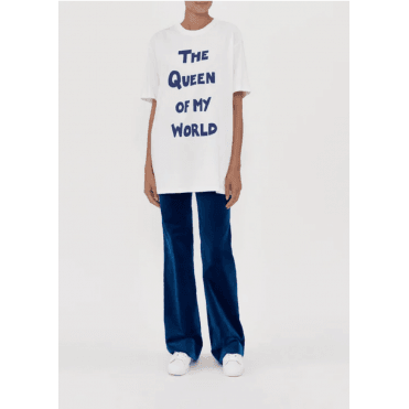 The Queen Of My World T Shirt