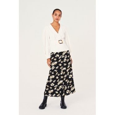 Undee Fine Floral Skirt