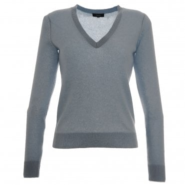 V Neck Cashmere Jumper
