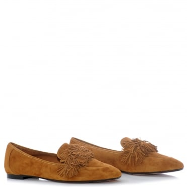 Wild Fringe Loafer