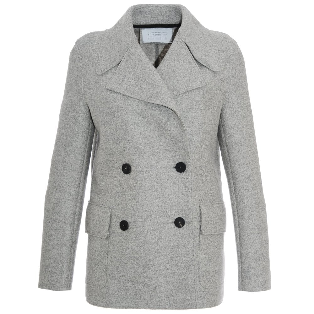 factory outstanding features durable in use Wool Pea Coat