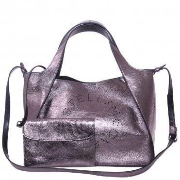 Xbody Logo Bag Metallic