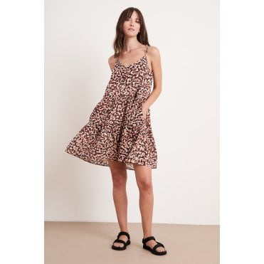 Zahara Smudge Sundress